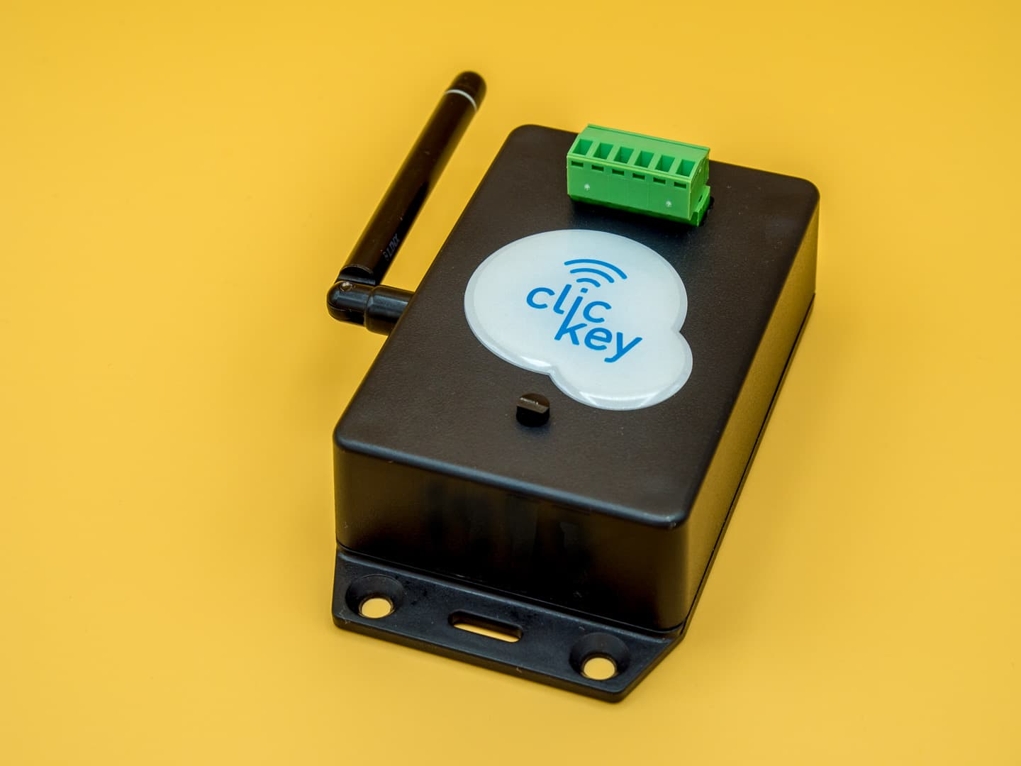 CLICKEY Pro Het Zwitserse zakmes onder de IoT devices